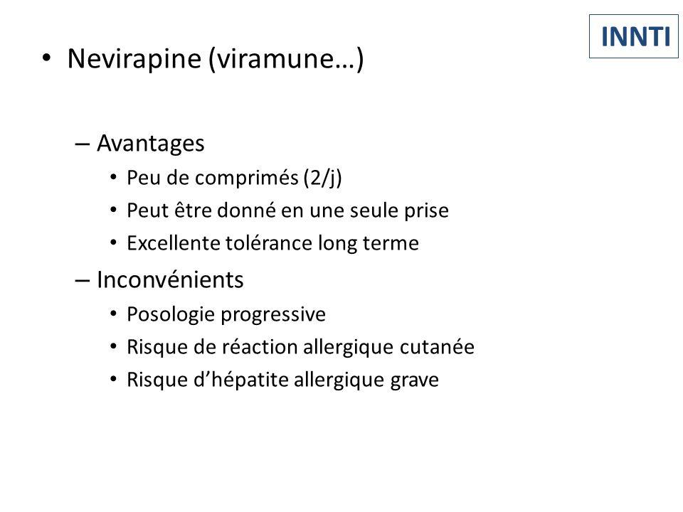 Nevirapine (viramune…)