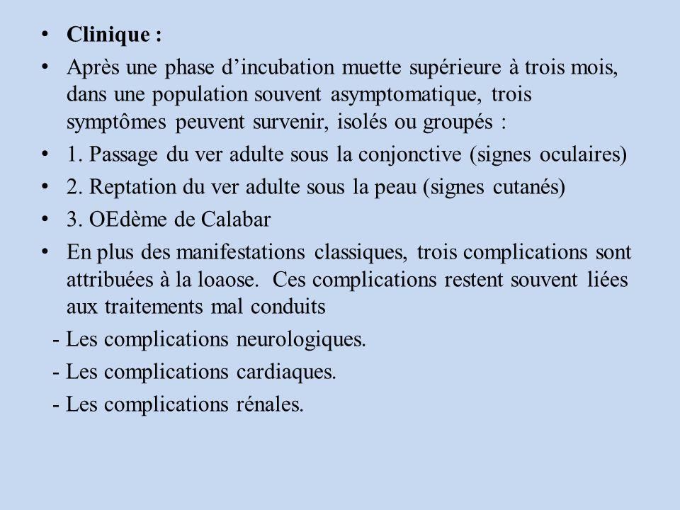 Clinique :