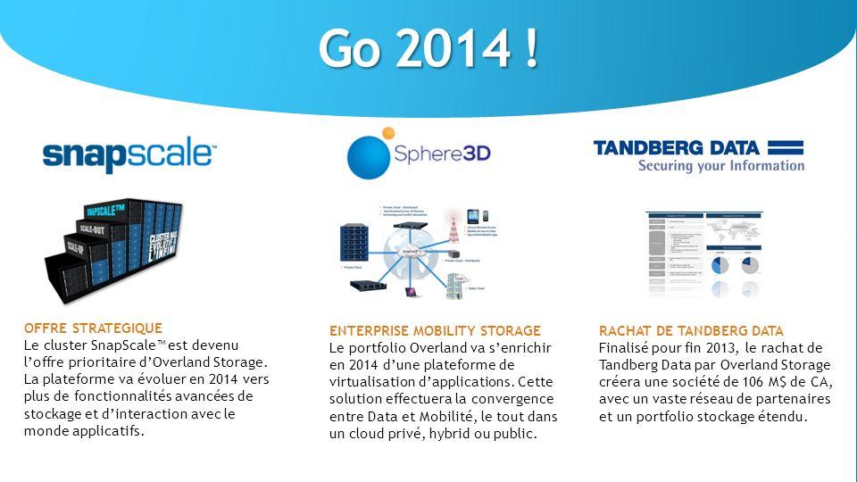 Go 2014 ! OFFRE STRATEGIQUE.