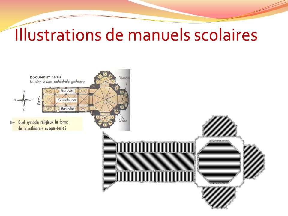 Illustrations de manuels scolaires