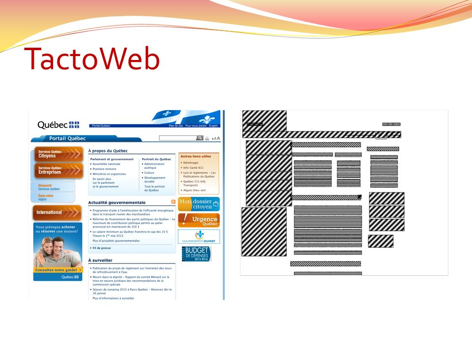 TactoWeb