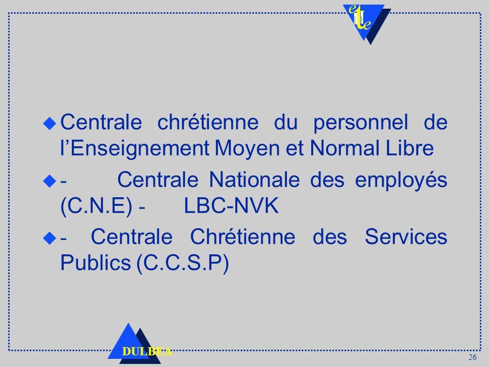 Centrale chrétienne du personnel de l'Enseignement Moyen et Normal Libre