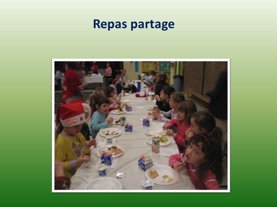 Repas partage