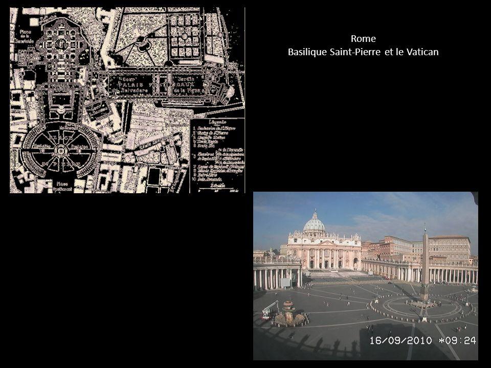 Basilique Saint-Pierre et le Vatican