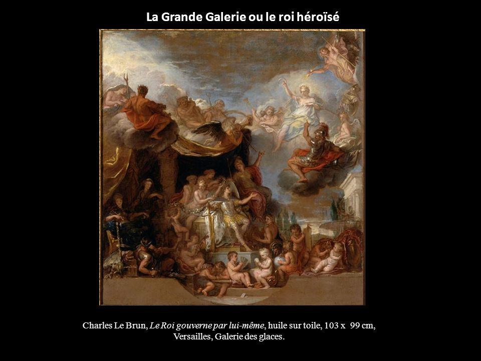 La Grande Galerie ou le roi héroïsé
