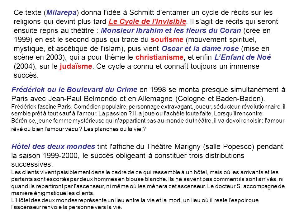 Eric emmanuel schmitt biographie ppt video online - Amour entre femme et homme dans le lit ...