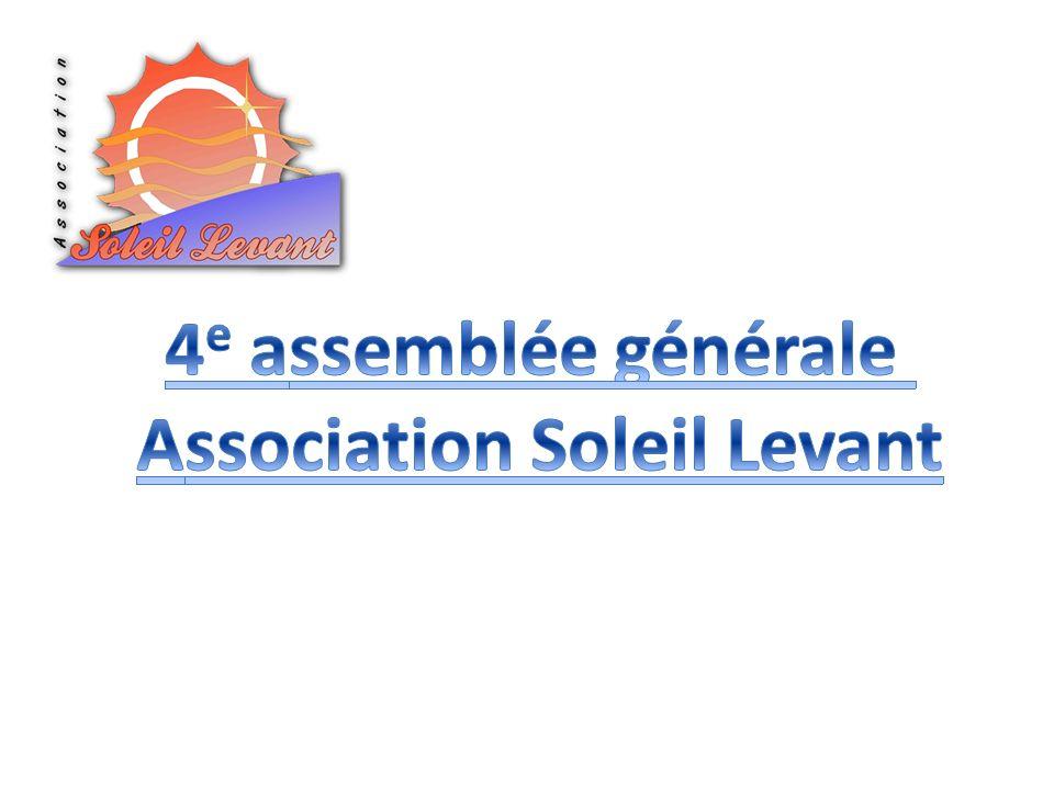 Association Soleil Levant