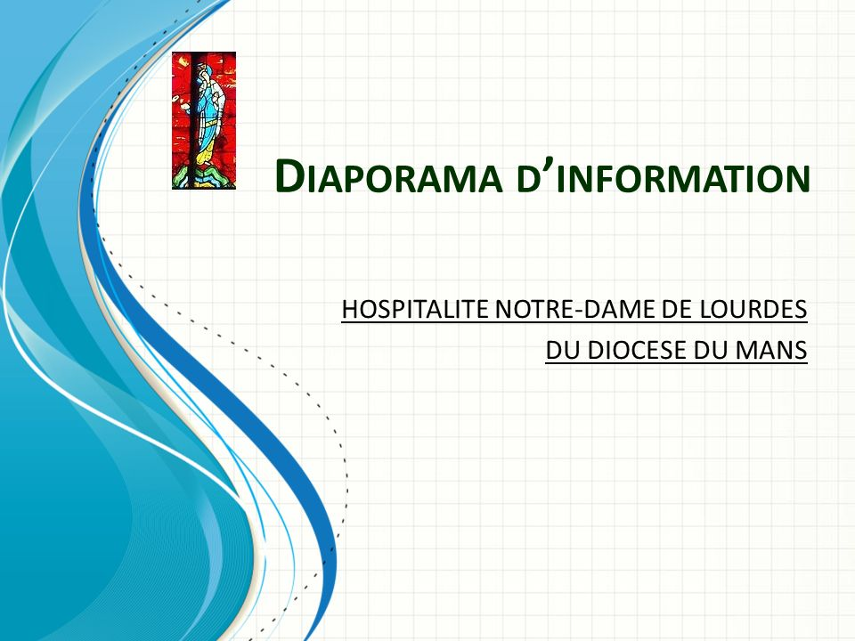 Diaporama d'information
