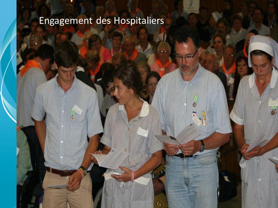 Engagement des Hospitaliers