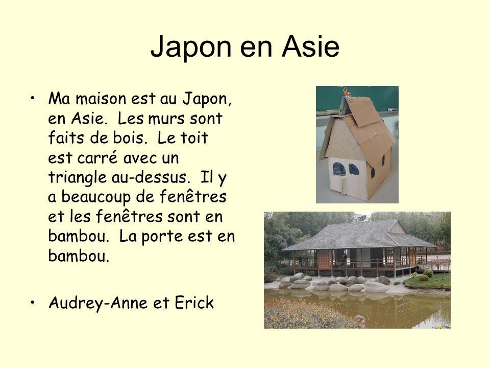 Japon en Asie