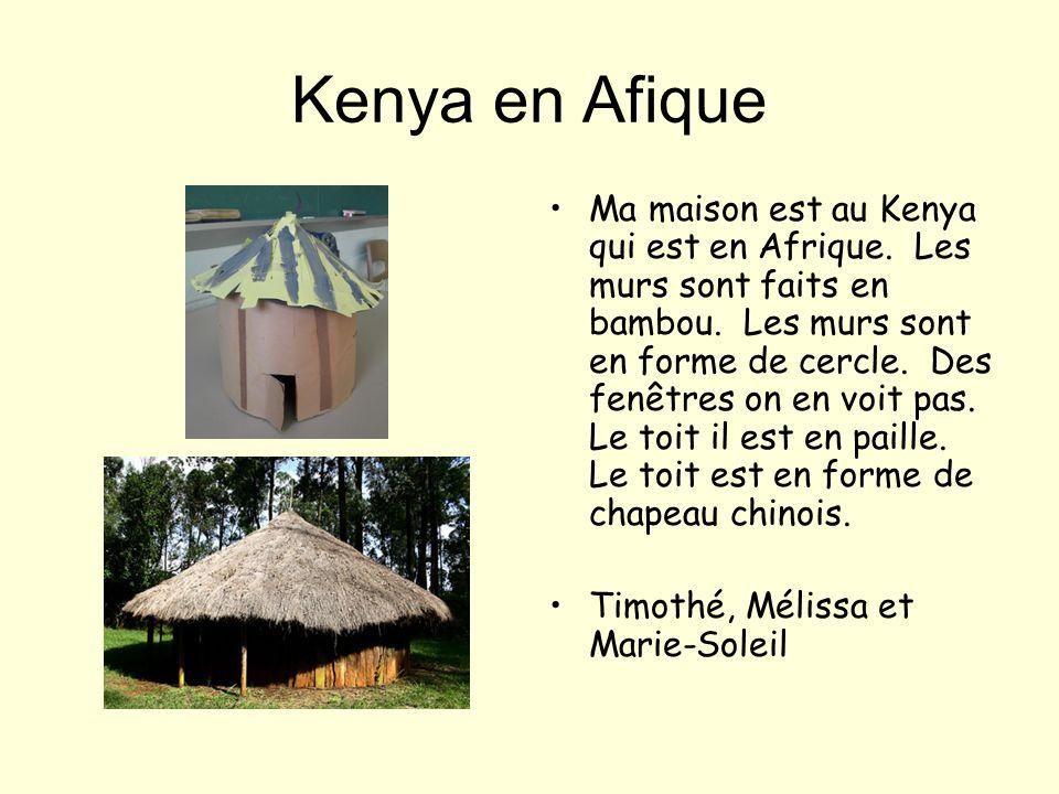 Kenya en Afique