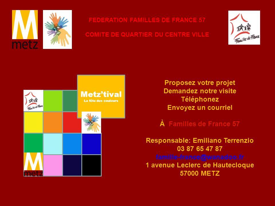 Metz'tival Proposez votre projet Demandez notre visite Téléphonez