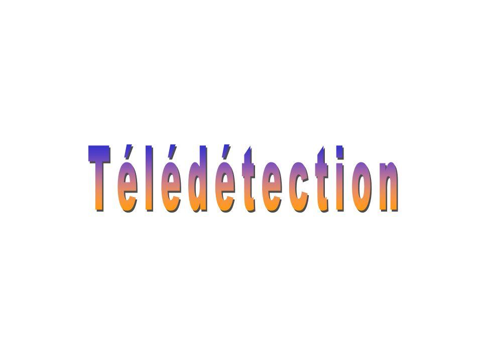 Télédétection
