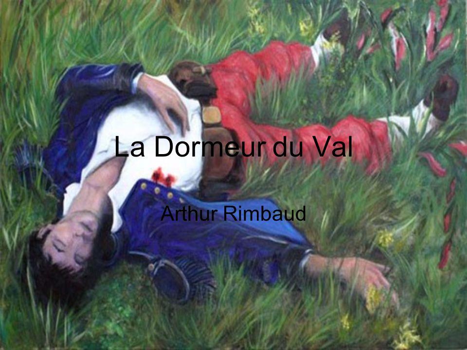 La Dormeur du Val Arthur Rimbaud