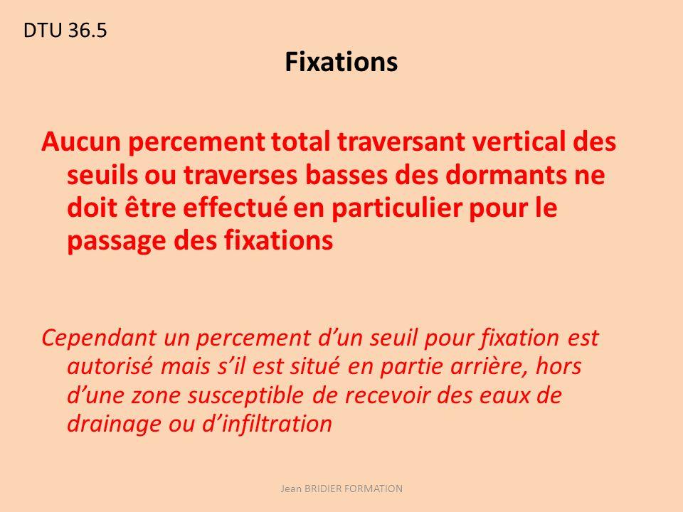 Jean BRIDIER FORMATION