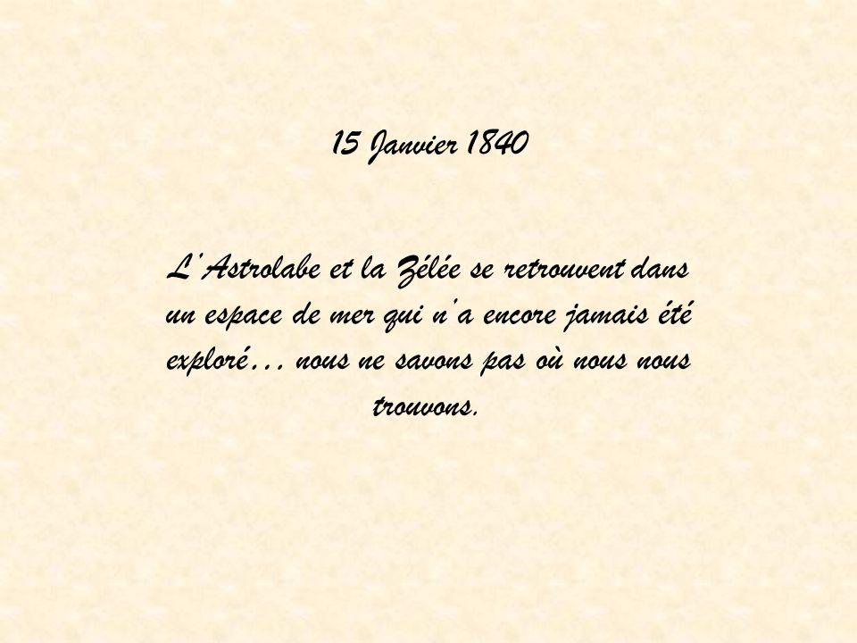 15 Janvier 1840