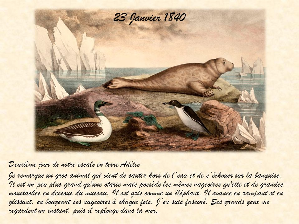 23 Janvier 1840