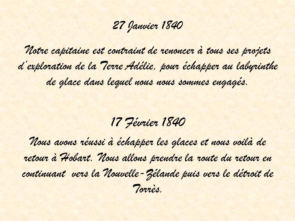 27 Janvier 1840
