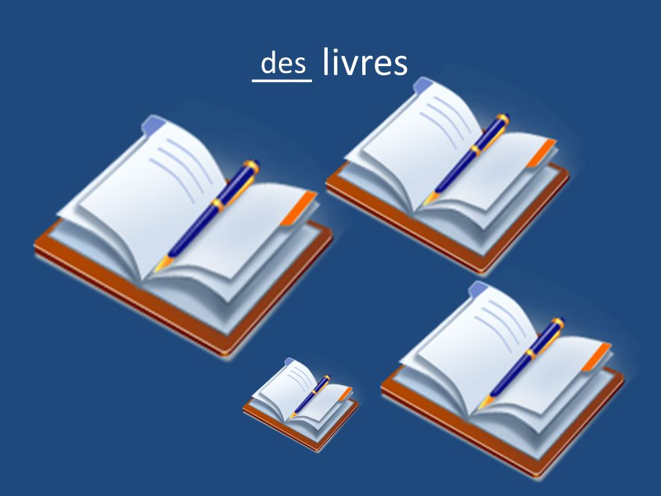 ___ livres des
