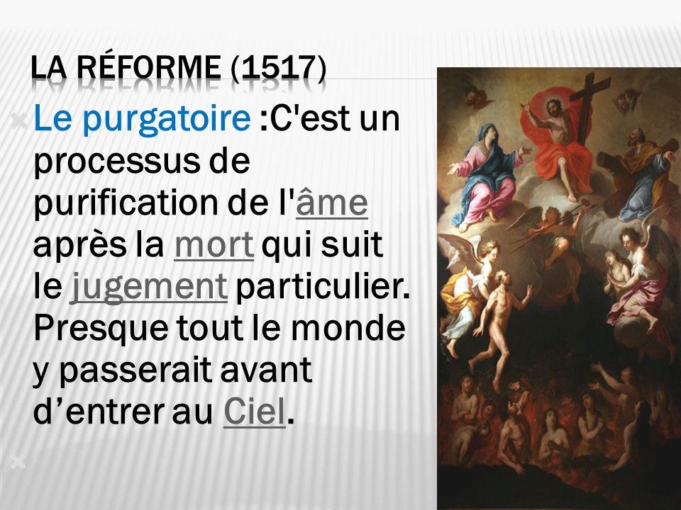 La Réforme (1517)
