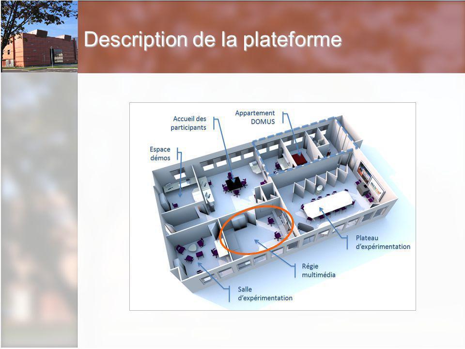 Description de la plateforme