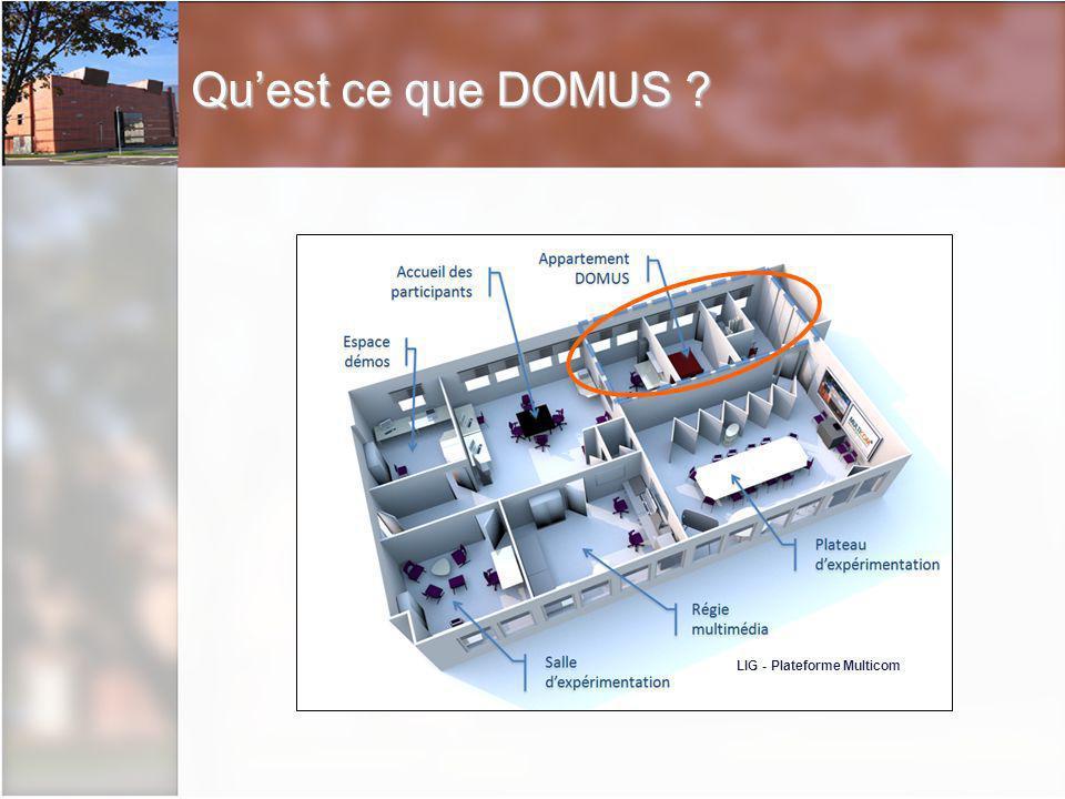 Qu'est ce que DOMUS LIG - Plateforme Multicom