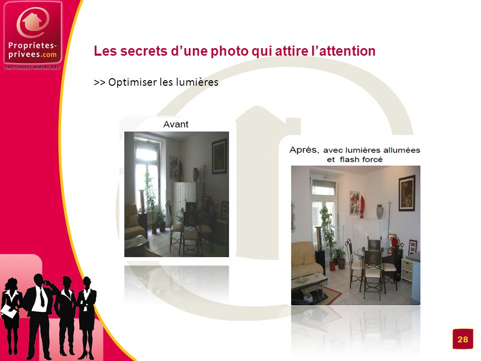 Les secrets d'une photo qui attire l'attention