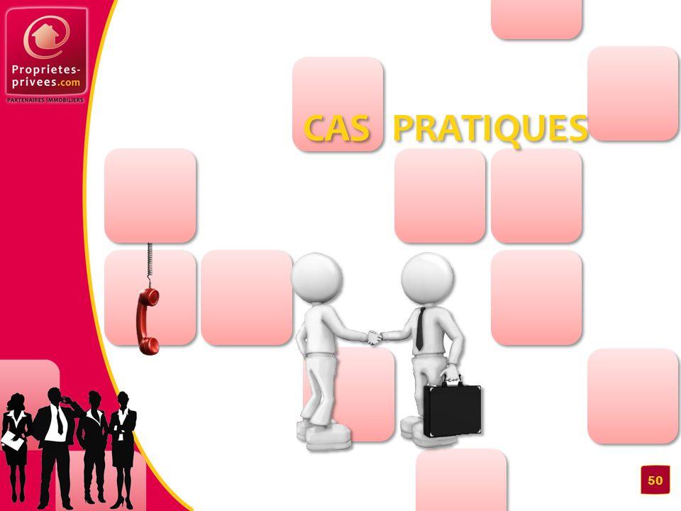 CAS PRATIQUES 50 51