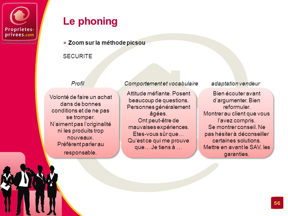 Le phoning 57 Zoom sur la méthode picsou SECURITE