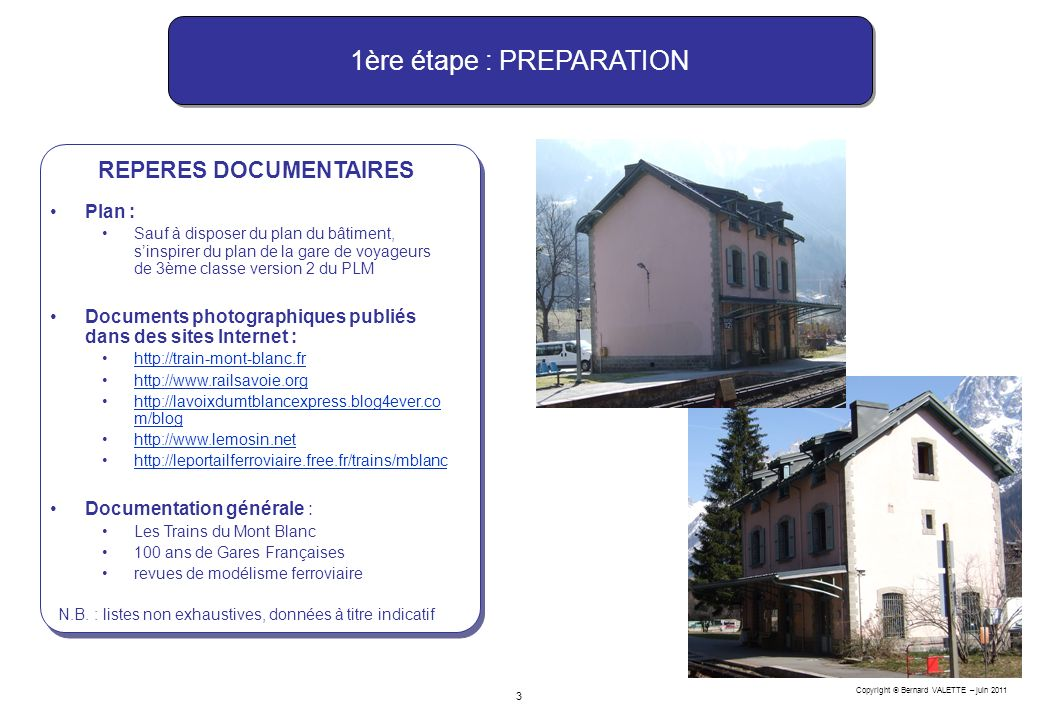 REPERES DOCUMENTAIRES
