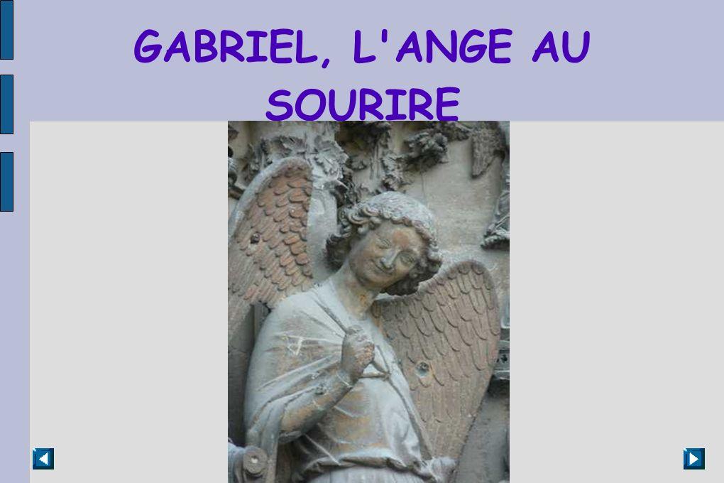 GABRIEL, L ANGE AU SOURIRE