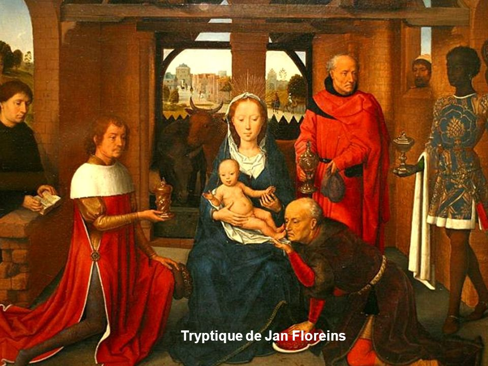 Tryptique de Jan Floreins