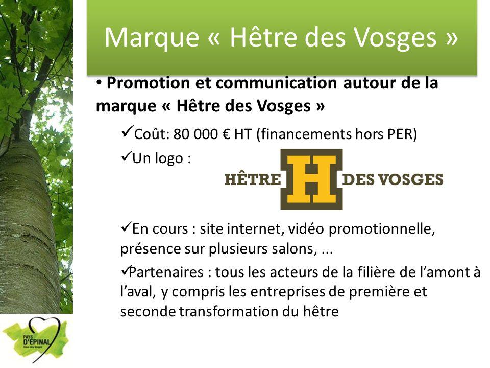 Marque « Hêtre des Vosges »