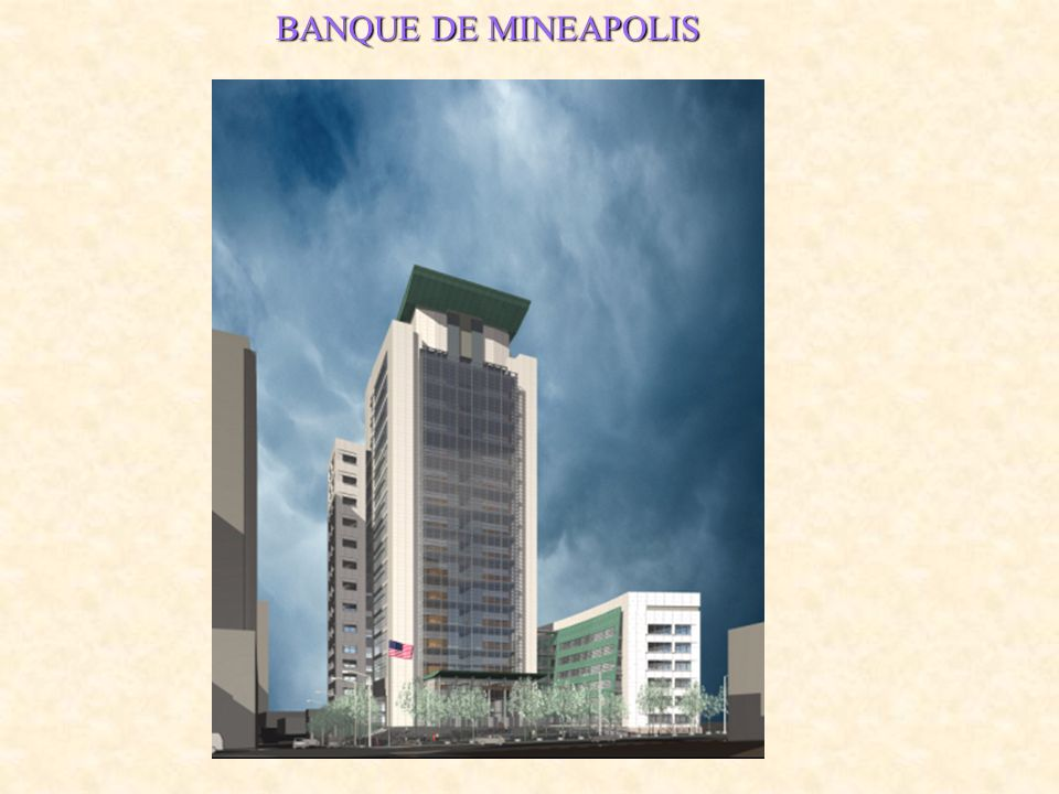 BANQUE DE MINEAPOLIS
