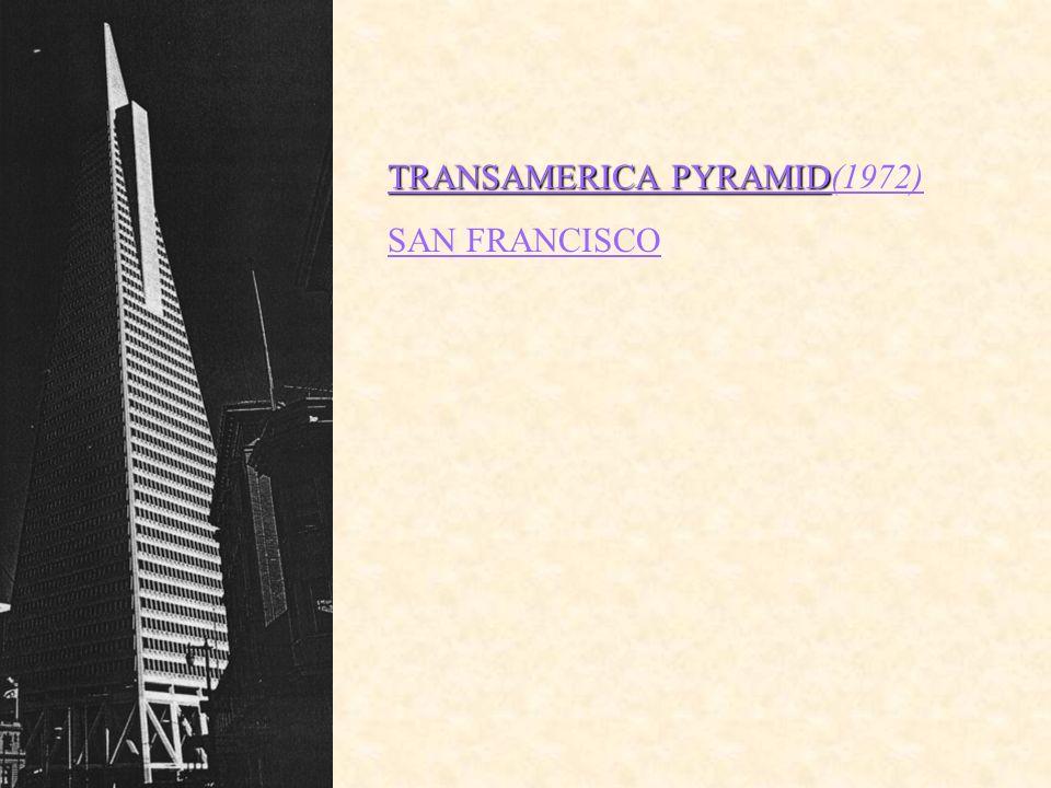 TRANSAMERICA PYRAMID(1972)