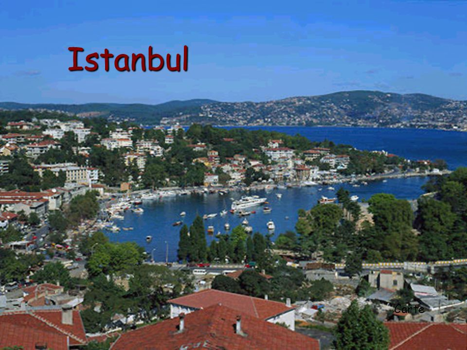 Istanbul Carte