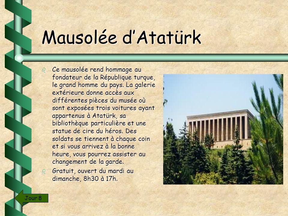 Mausolée d'Atatürk