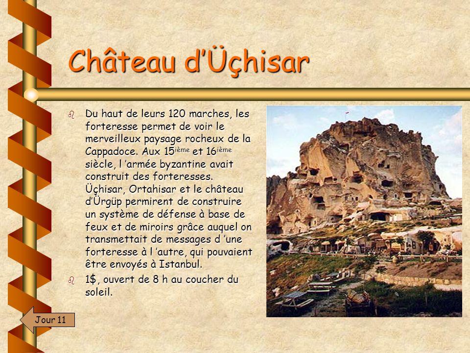 Château d'Üçhisar