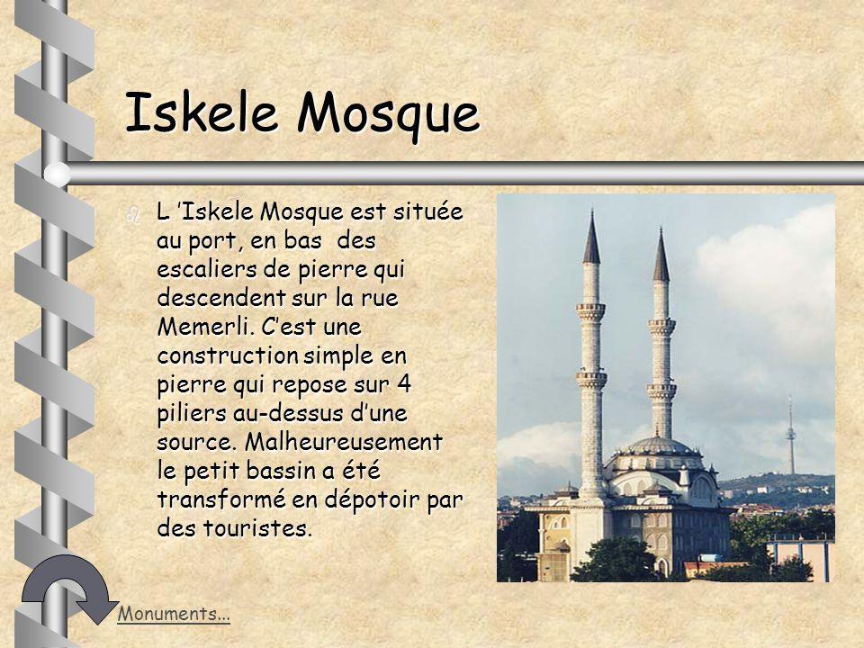 Iskele Mosque