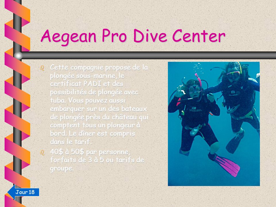 Aegean Pro Dive Center