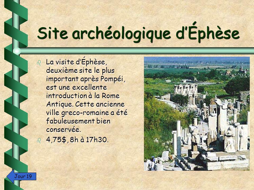 Site archéologique d'Éphèse