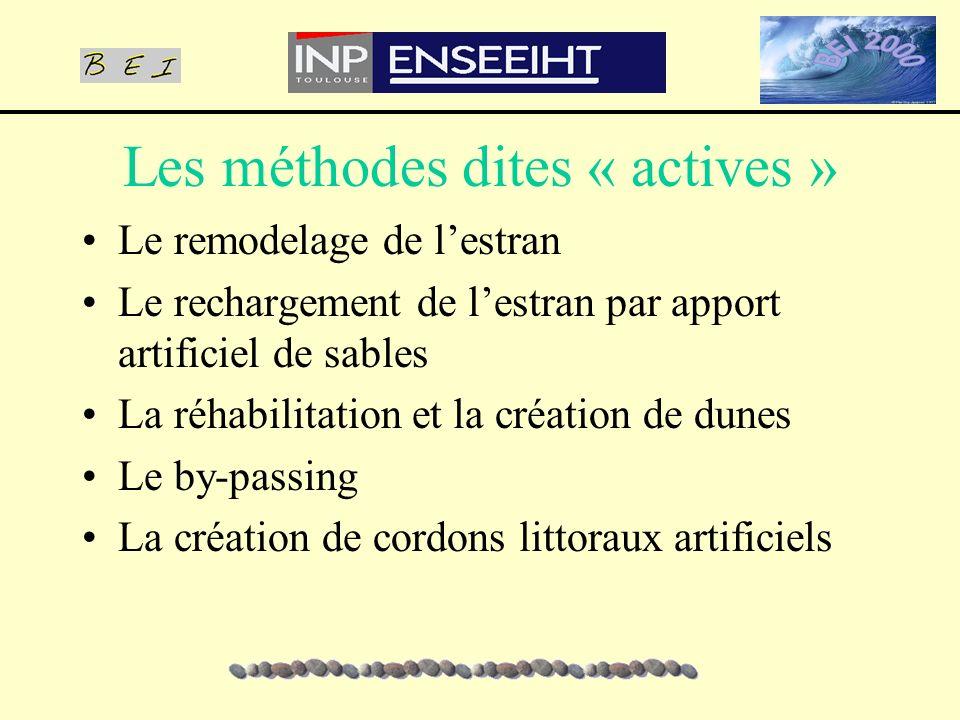 Les méthodes dites « actives »