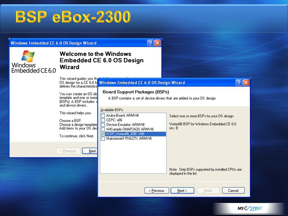 BSP eBox-2300