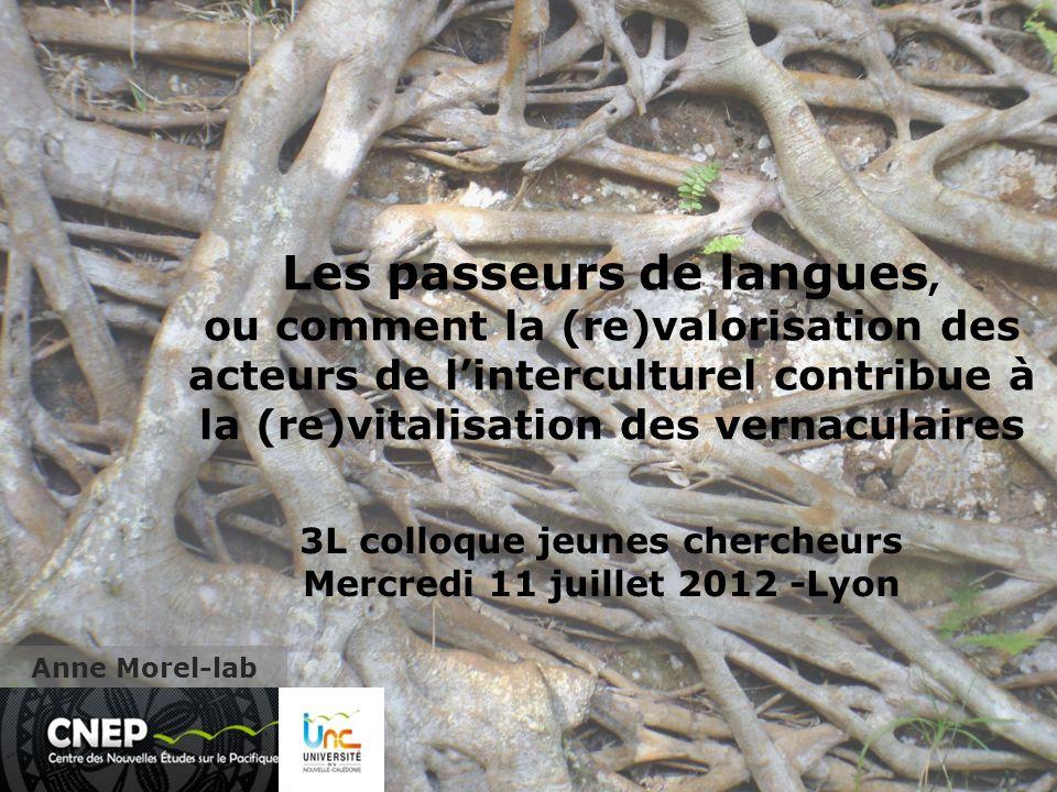 3L colloque jeunes chercheurs Mercredi 11 juillet 2012 -Lyon