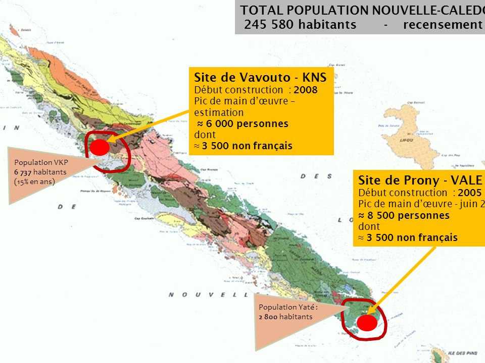 TOTAL POPULATION NOUVELLE-CALEDONIE