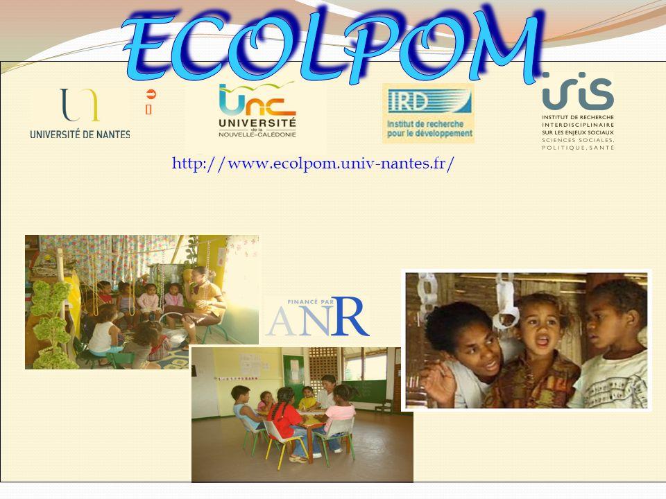 ECOLPOM  http://www.ecolpom.univ-nantes.fr/