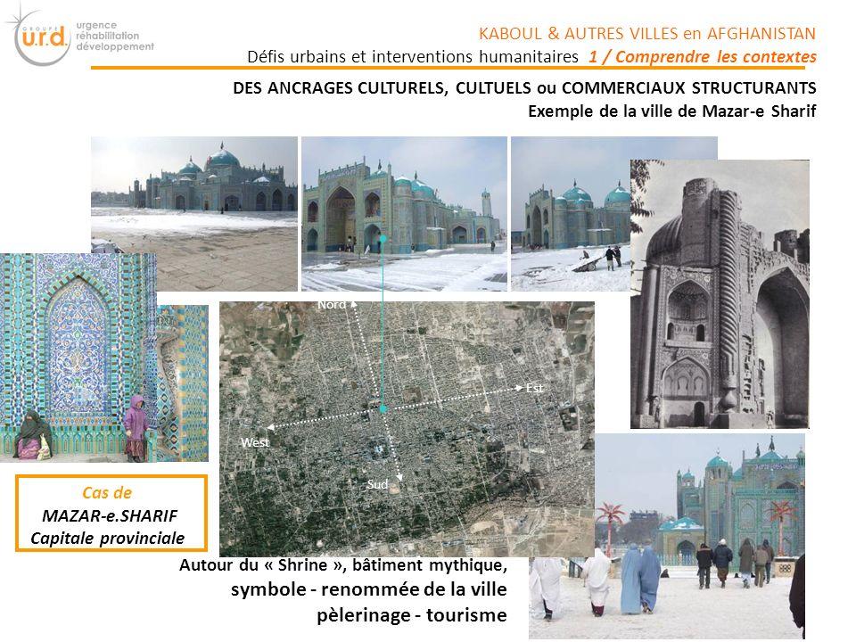 pèlerinage - tourisme KABOUL & AUTRES VILLES en AFGHANISTAN