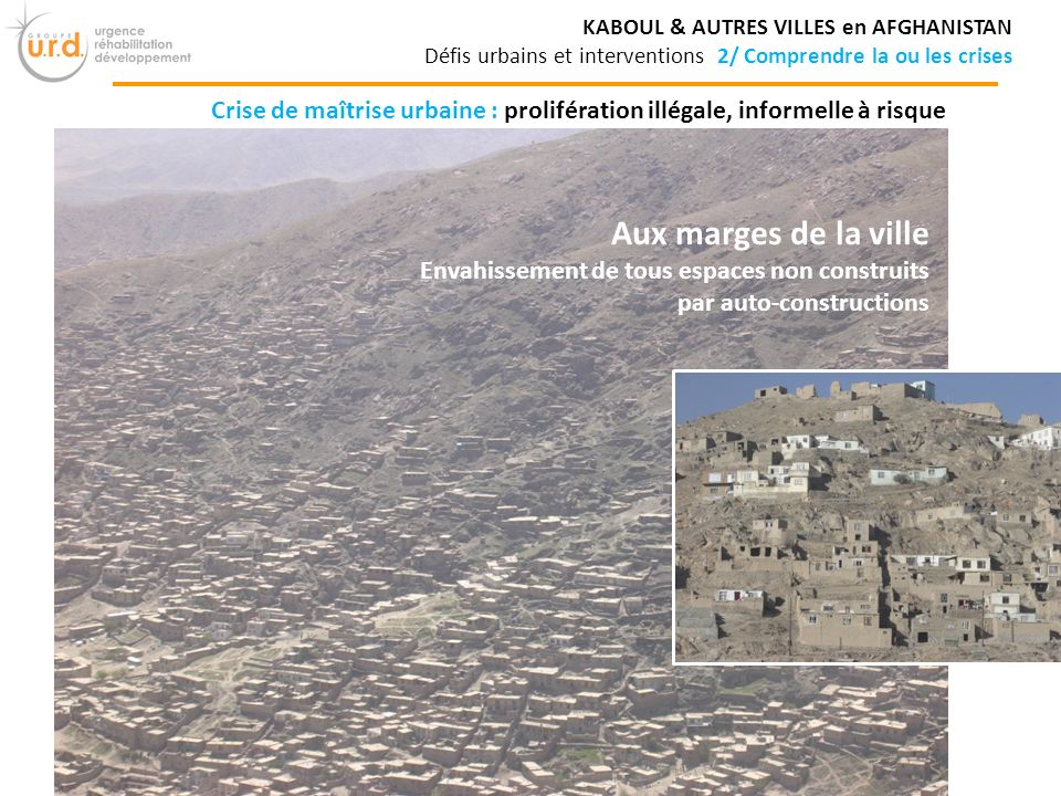 KABOUL & AUTRES VILLES en AFGHANISTAN