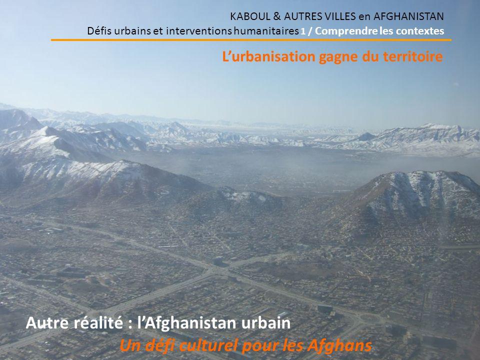 Un défi culturel pour les Afghans