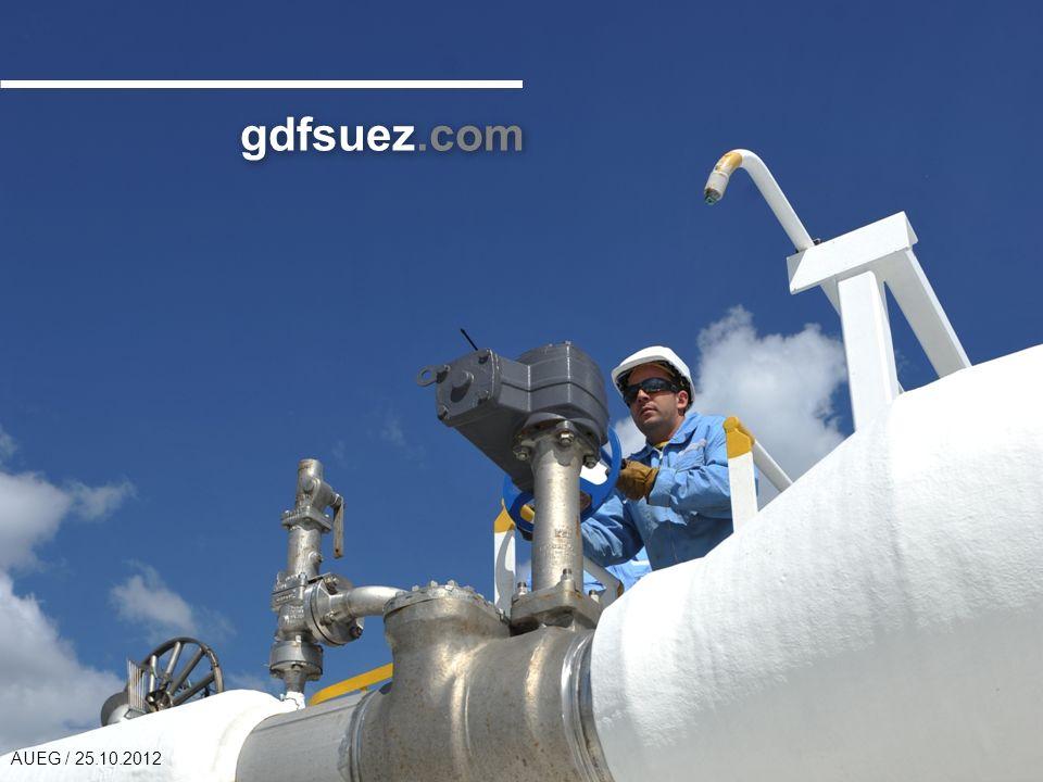 gdfsuez.com AUEG / 25.10.2012